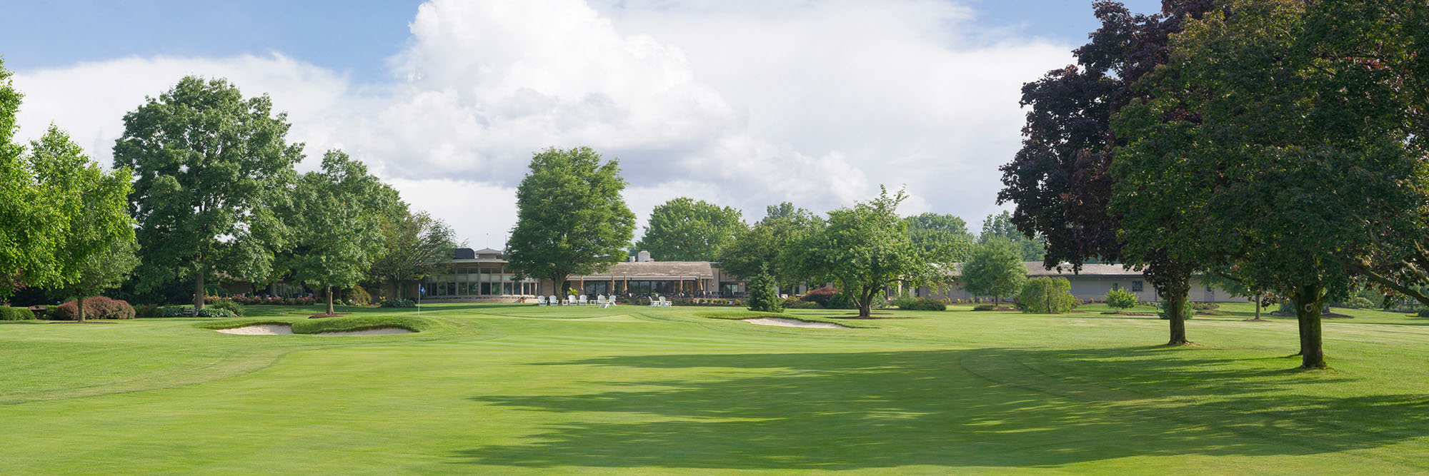 Golf Course Image - Out Door Country Club No. 18