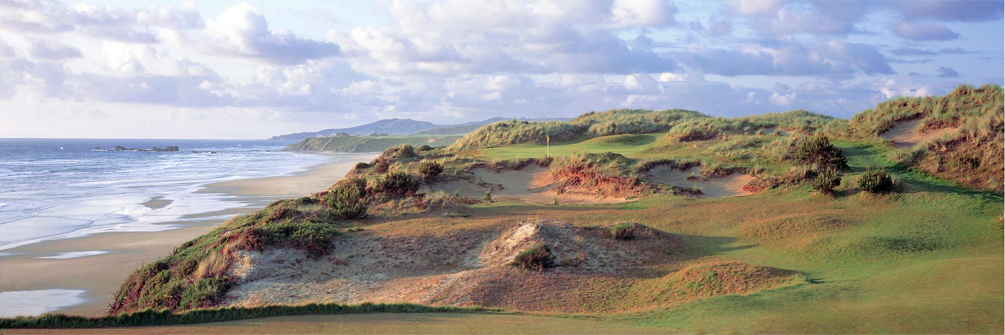 Golf Course Image - Pacific Dunes No. 11
