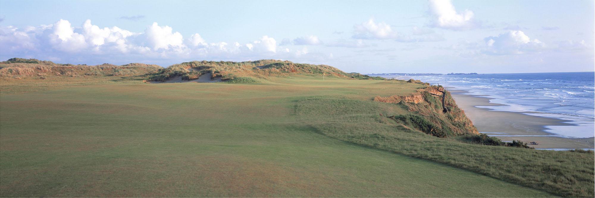 Golf Course Image - Pacific Dunes No. 4