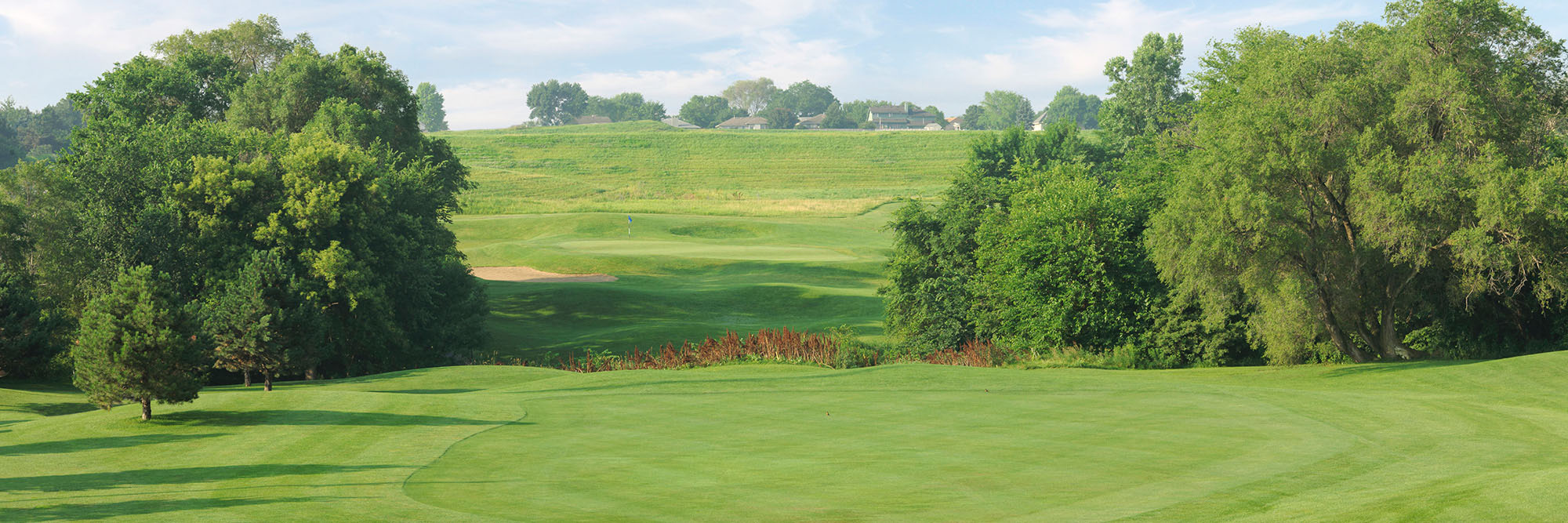 Golf Course Image - Pacific Springs No. 1