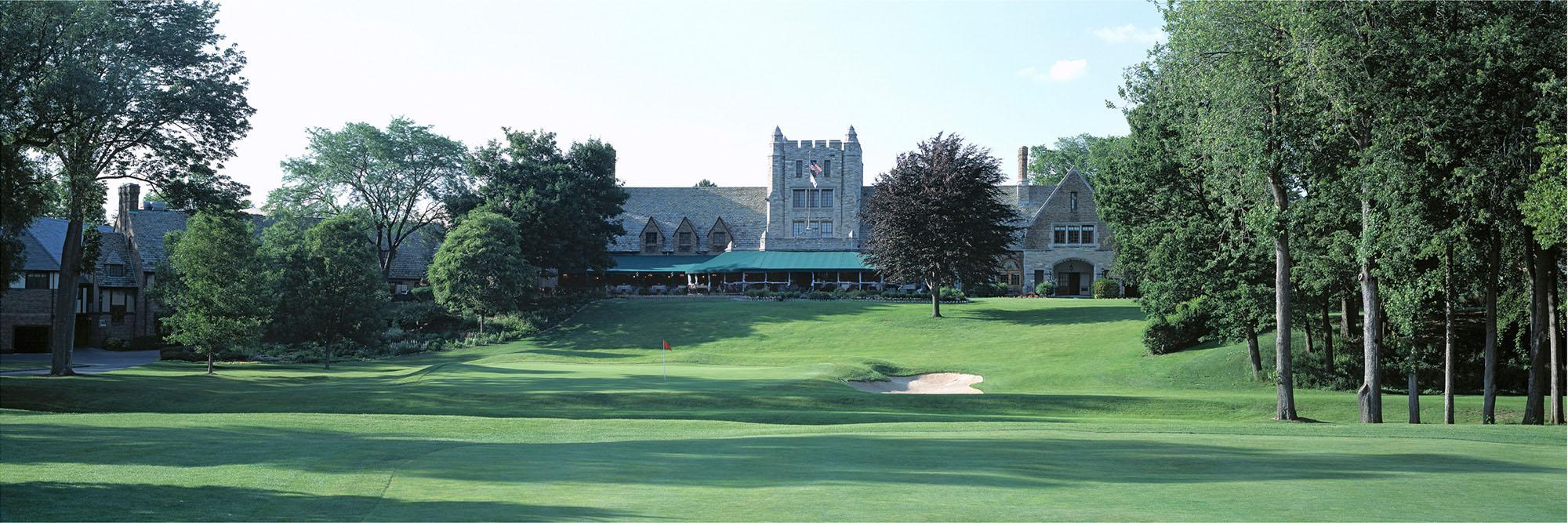 Golf Course Image - Park Country Club No. 18