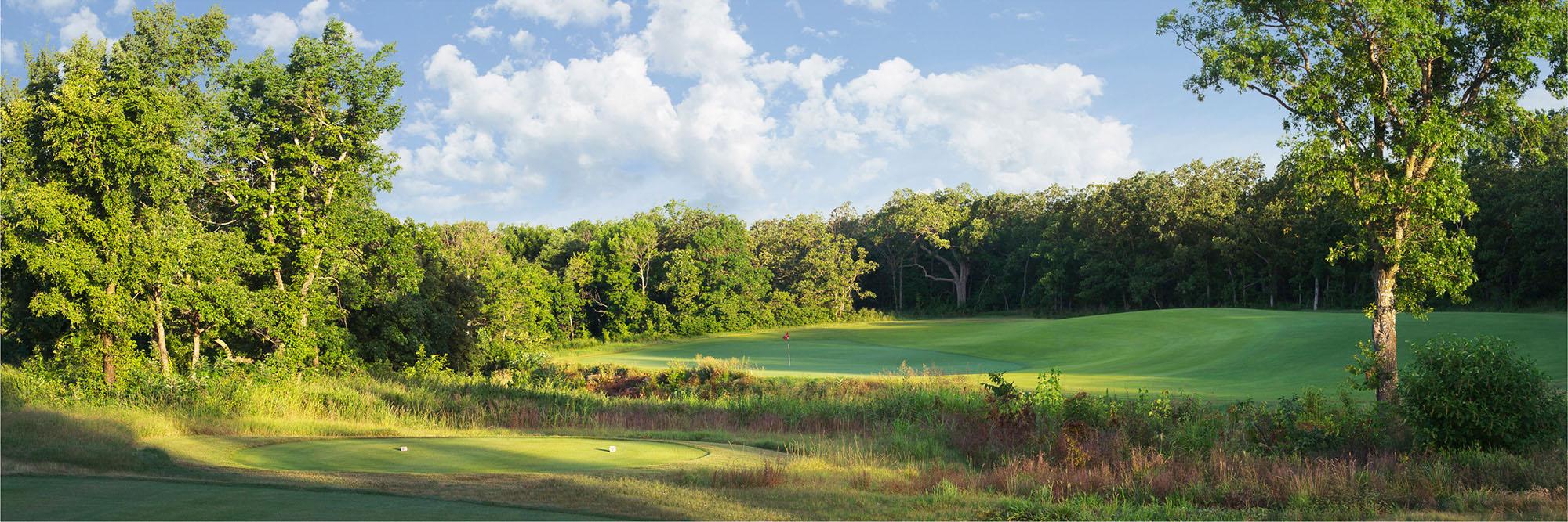 Golf Course Image - Patriot No. 13