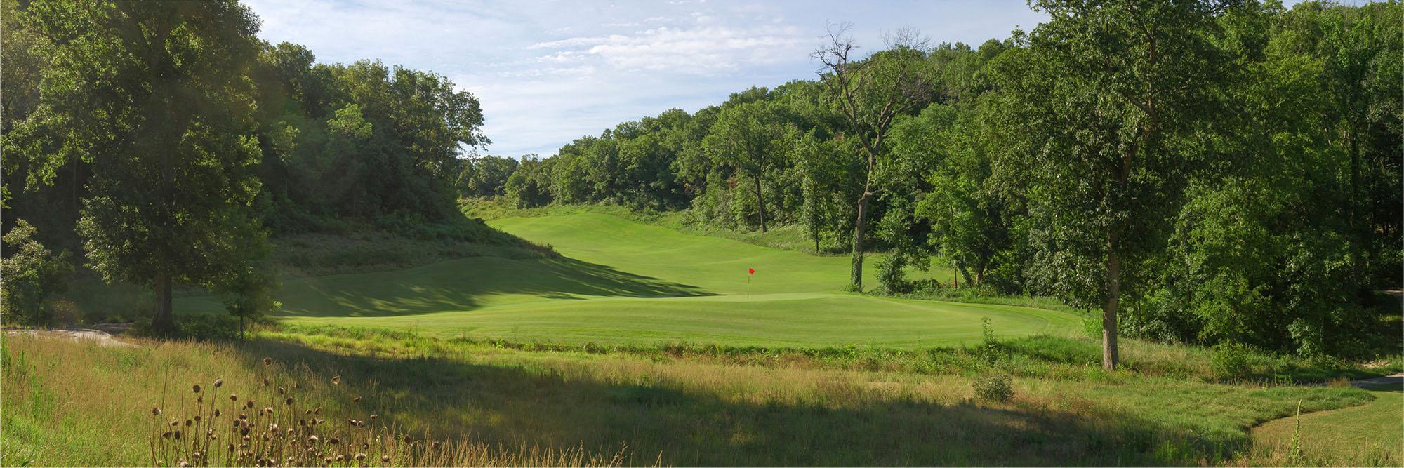 Golf Course Image - Patriot No. 14