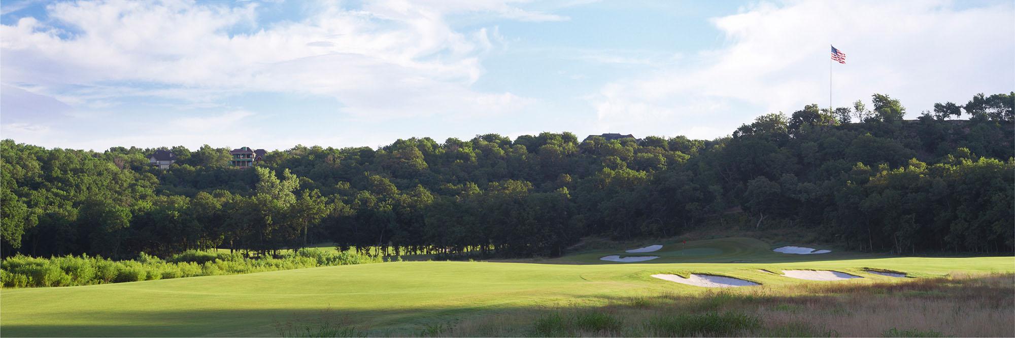 Golf Course Image - Patriot No. 16