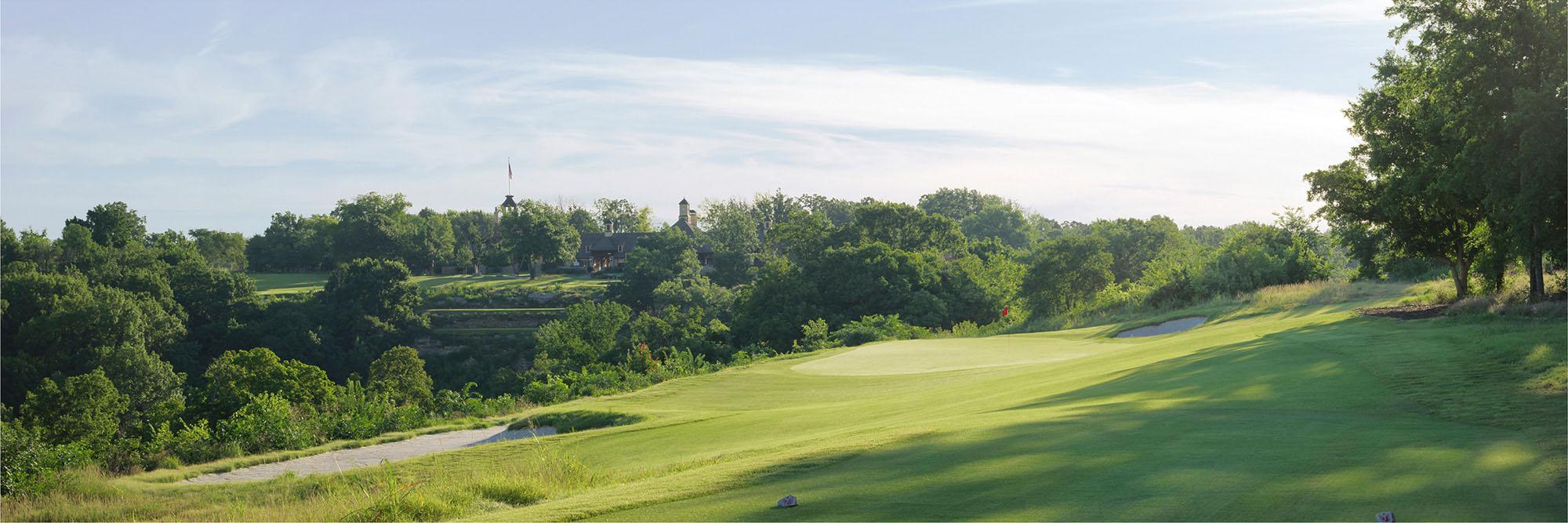 Golf Course Image - Patriot No. 17