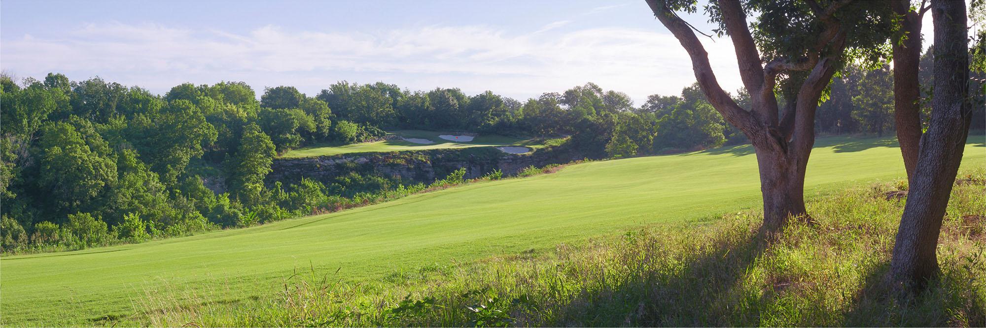 Golf Course Image - Patriot No. 18
