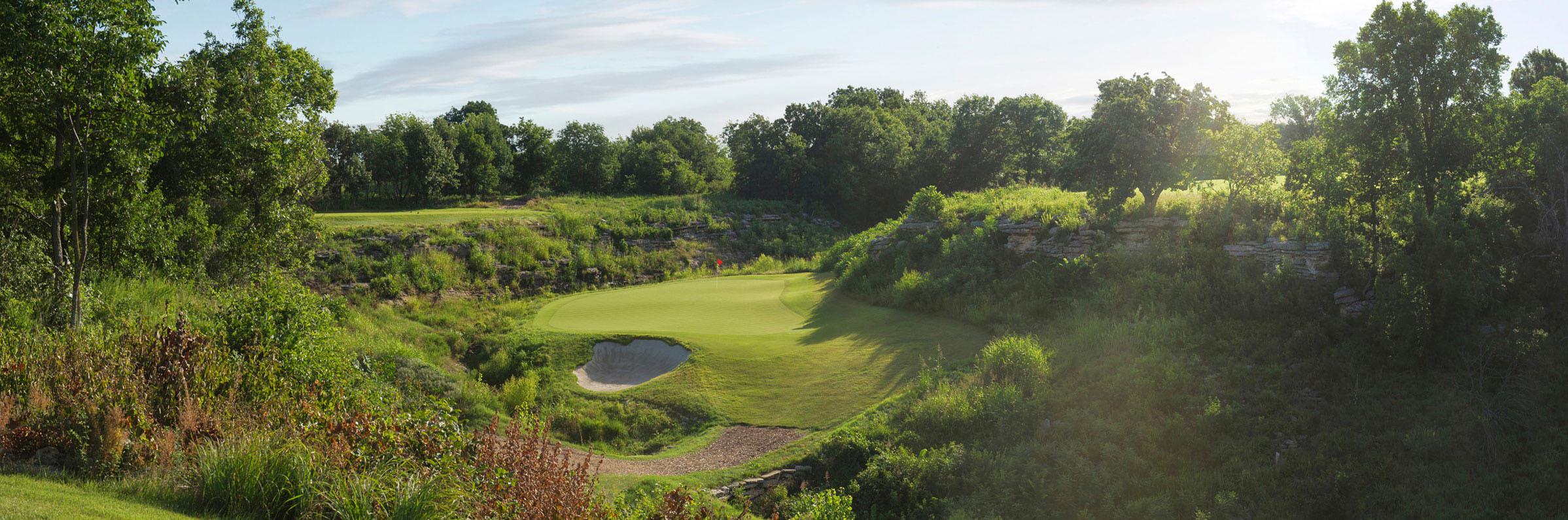 Golf Course Image - Patriot No. 6B