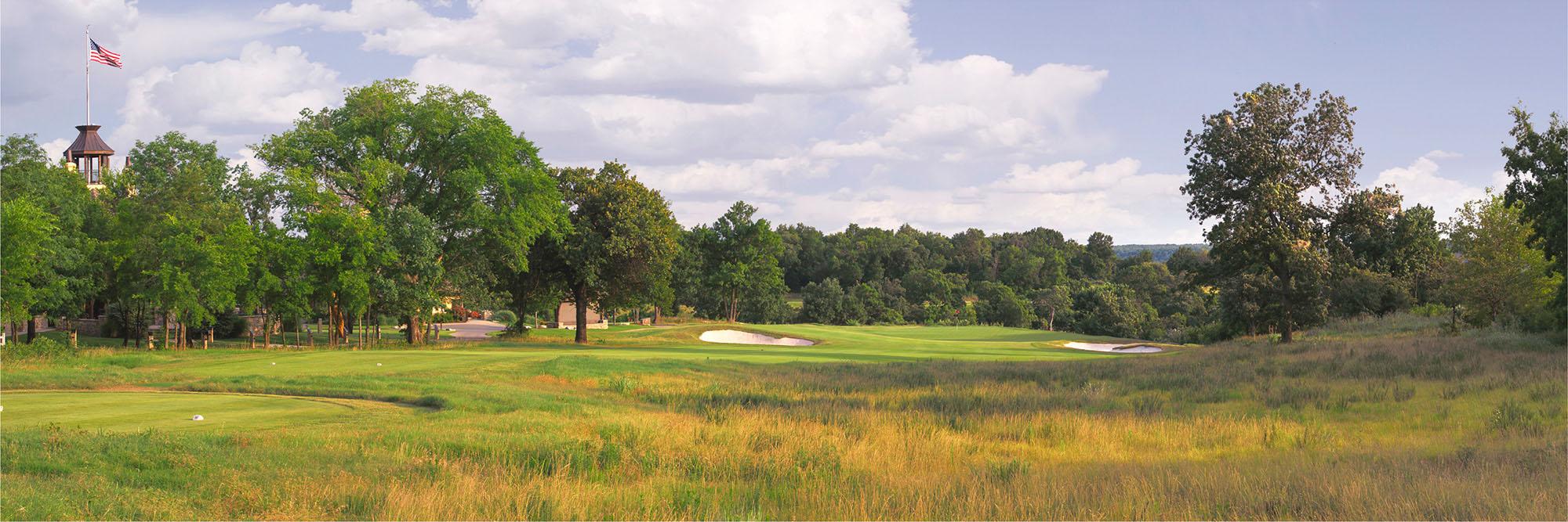 Golf Course Image - Patriot No. 9