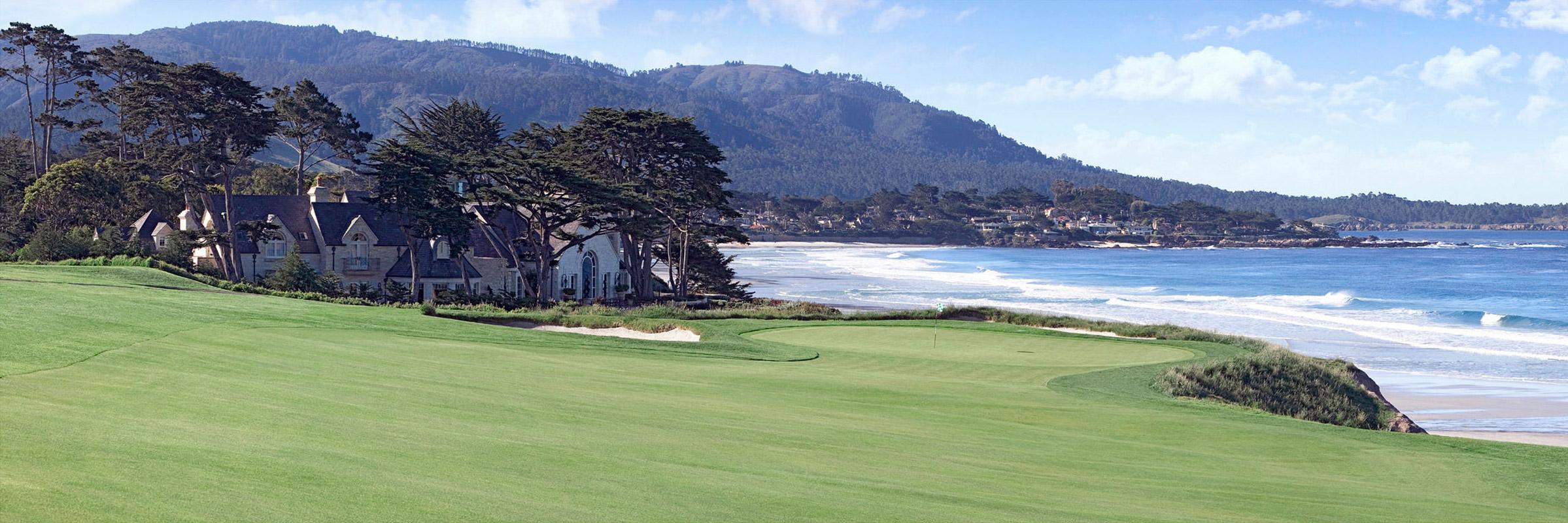 Golf Course Image - Pebble Beach No. 10