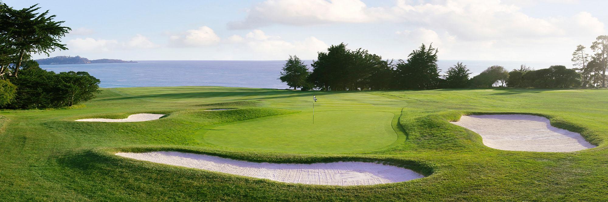 Golf Course Image - Pebble Beach No. 11