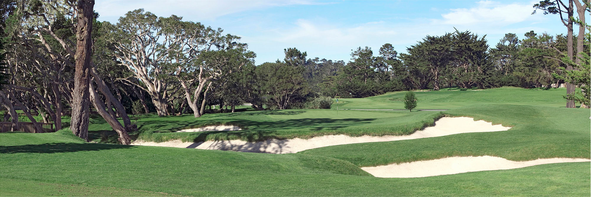 Golf Course Image - Pebble Beach No. 16