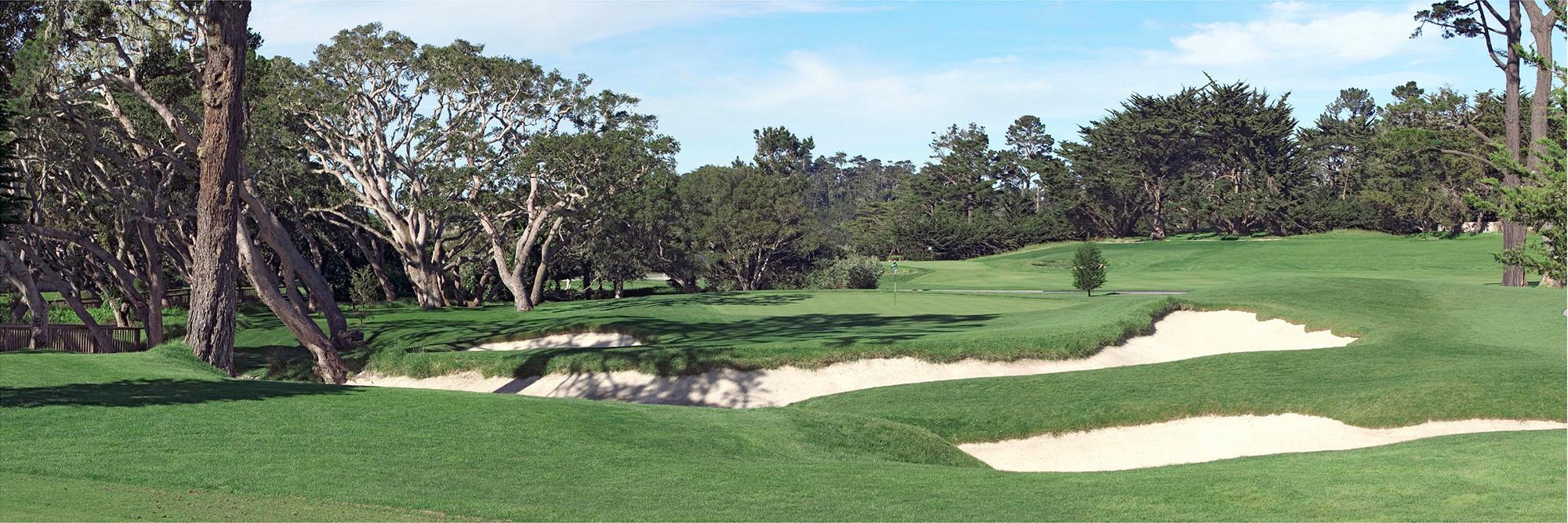 Golf Course Image - Pebble Beach No. 16