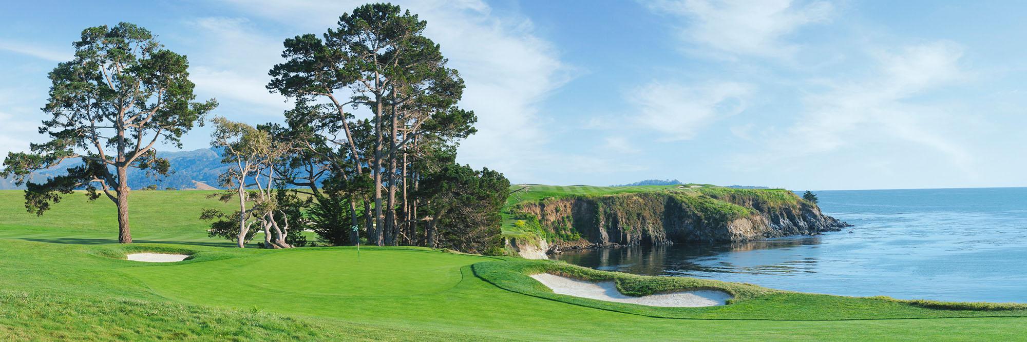 Golf Course Image - Pebble Beach No. 5
