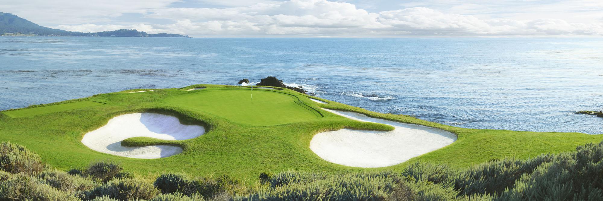 Golf Course Image - Pebble Beach No. 7
