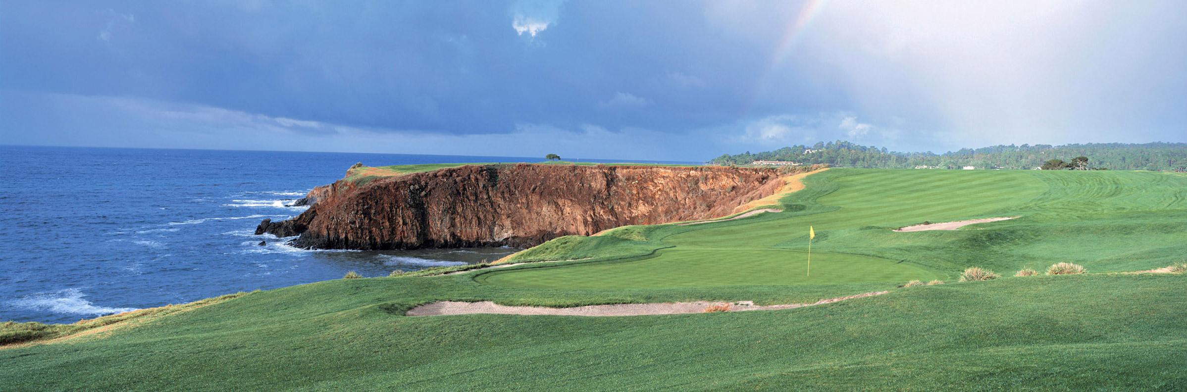 Golf Course Image - Pebble Beach No. 8