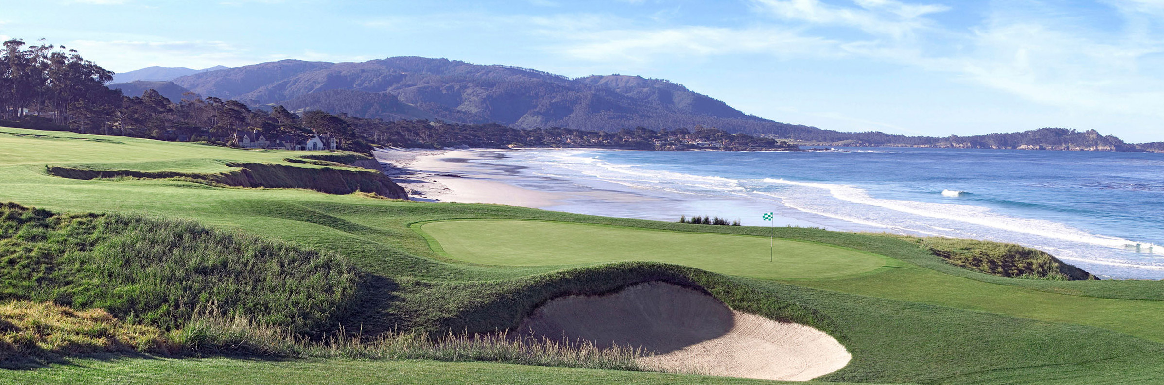 Golf Course Image - Pebble Beach No. 9