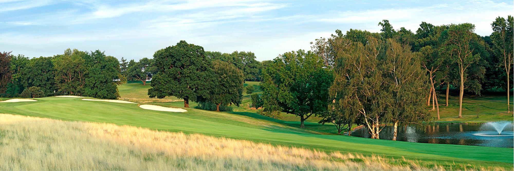 Golf Course Image - Philadelphia Country Club Springmill No. 10