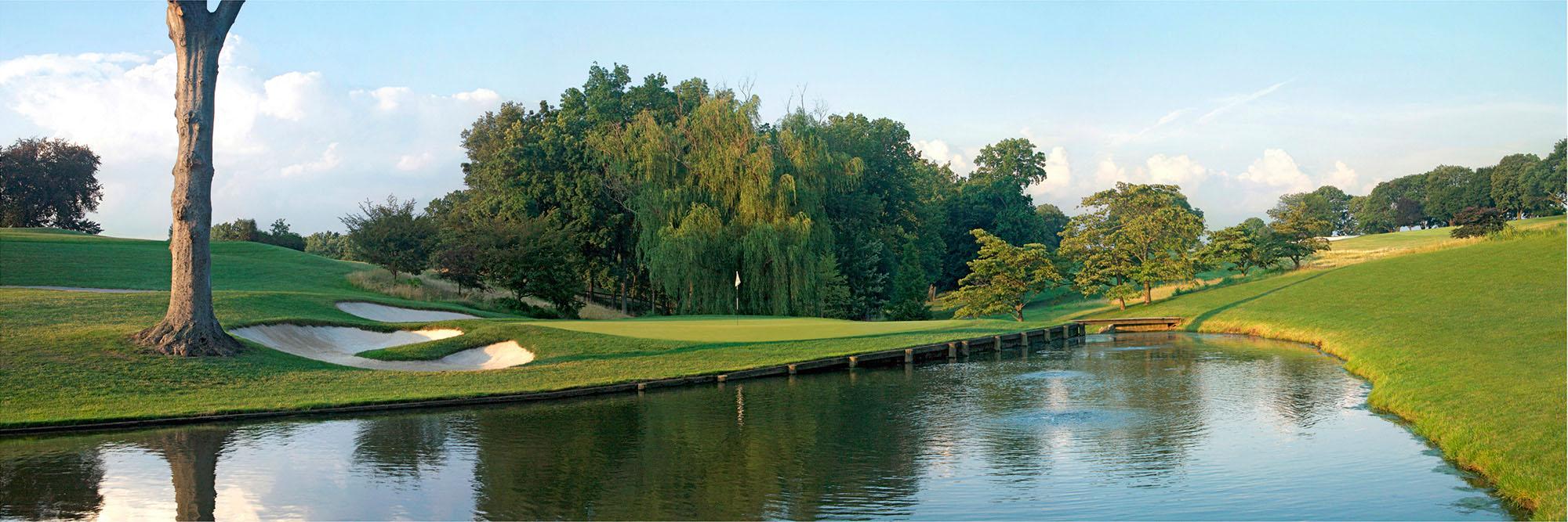 Golf Course Image - Philadelphia Country Club Springmill No. 5