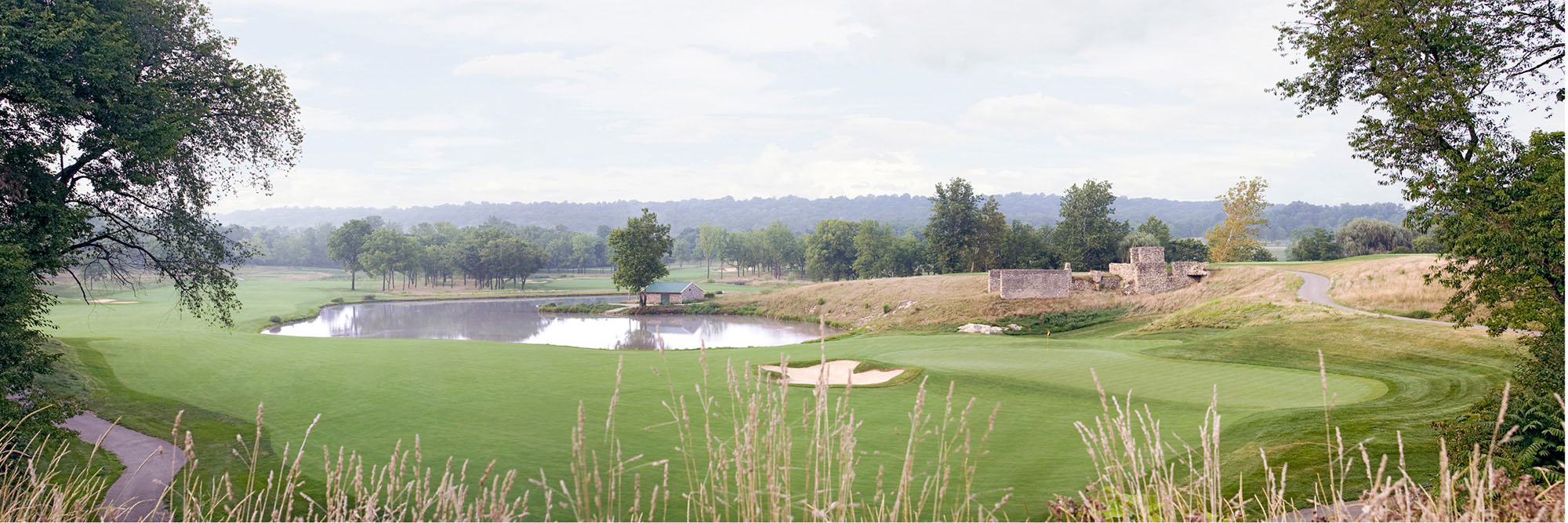 Golf Course Image - Philadelphia Cricket Club No. 3