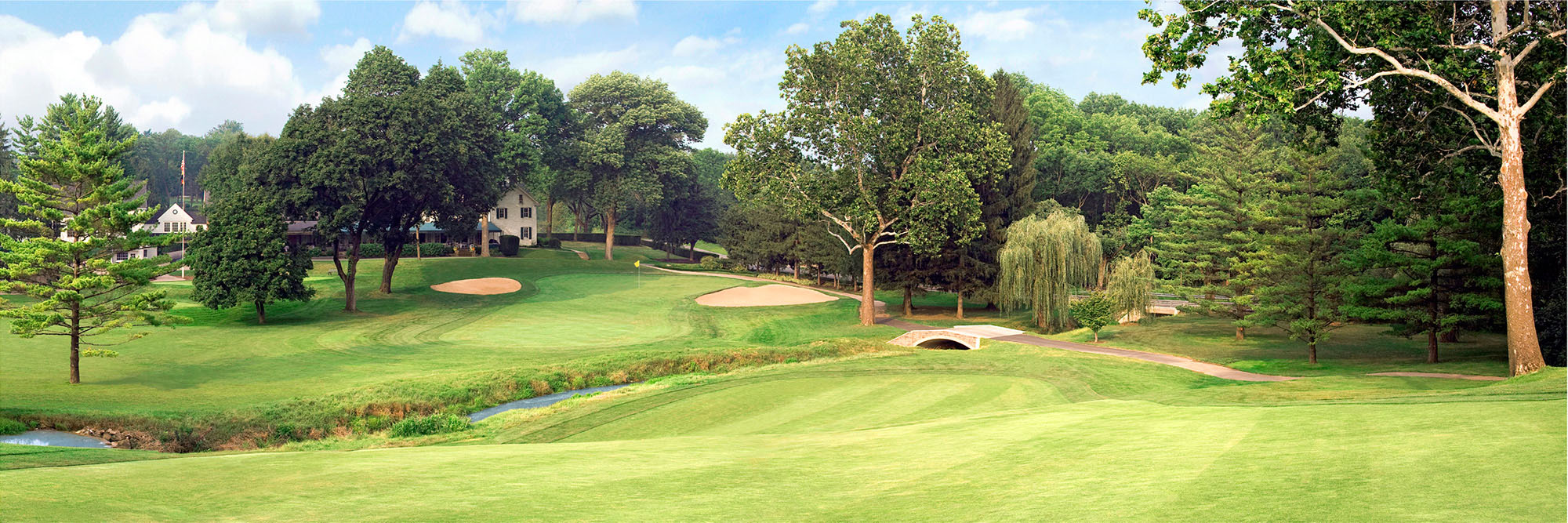Golf Course Image - Philadelphia Cricket Club No. 18