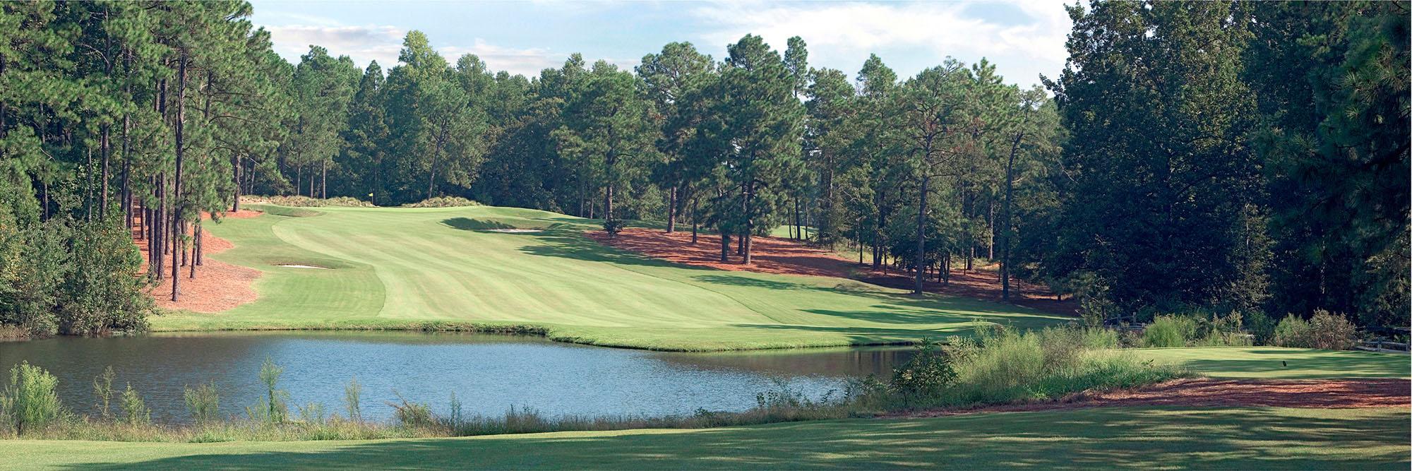Golf Course Image - Pine Needles No. 4