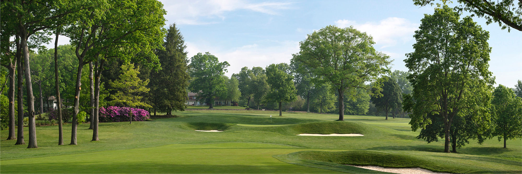 Golf Course Image - Pittsburgh Field Club No. 10