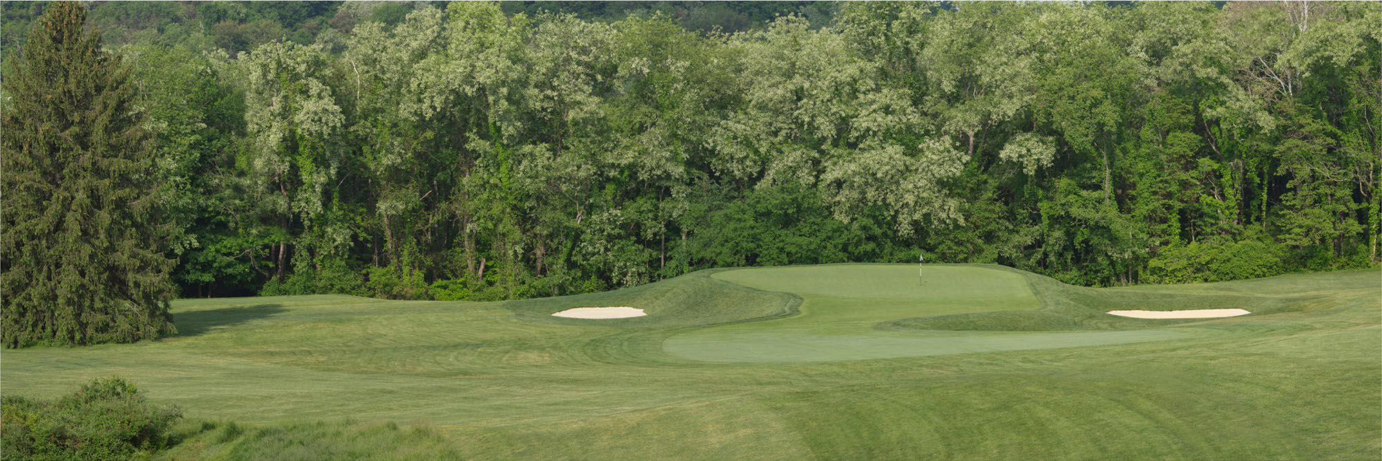 Golf Course Image - Pittsburgh Field Club No. 14