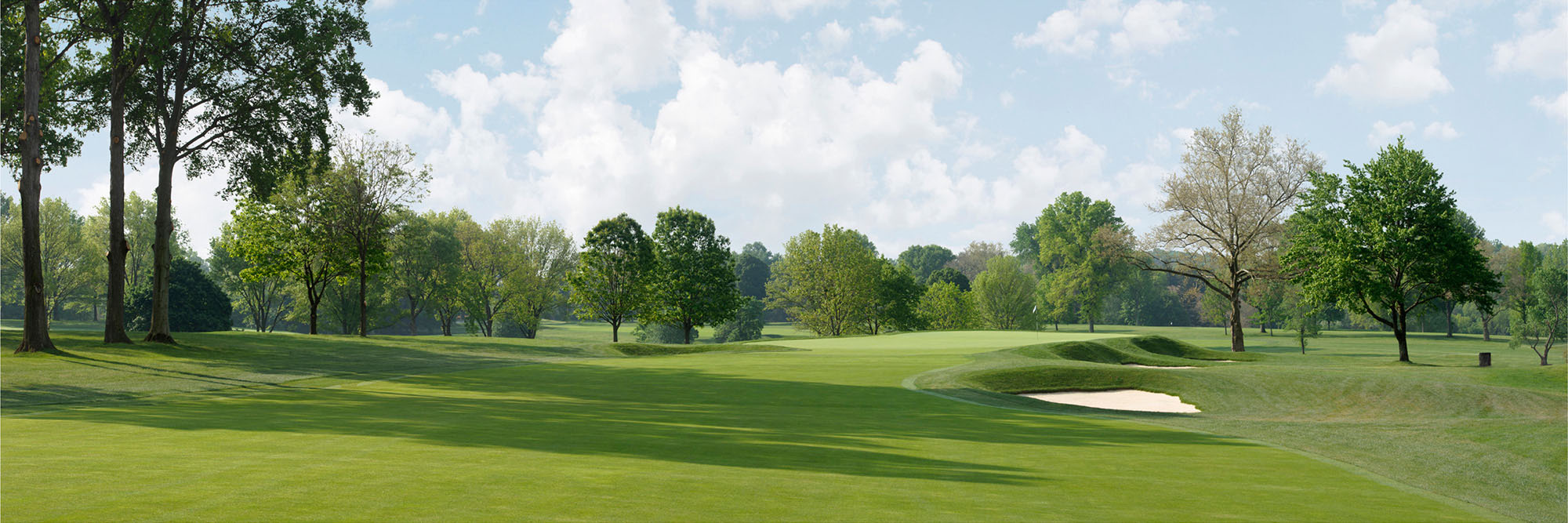 Golf Course Image - Pittsburgh Field Club No. 15