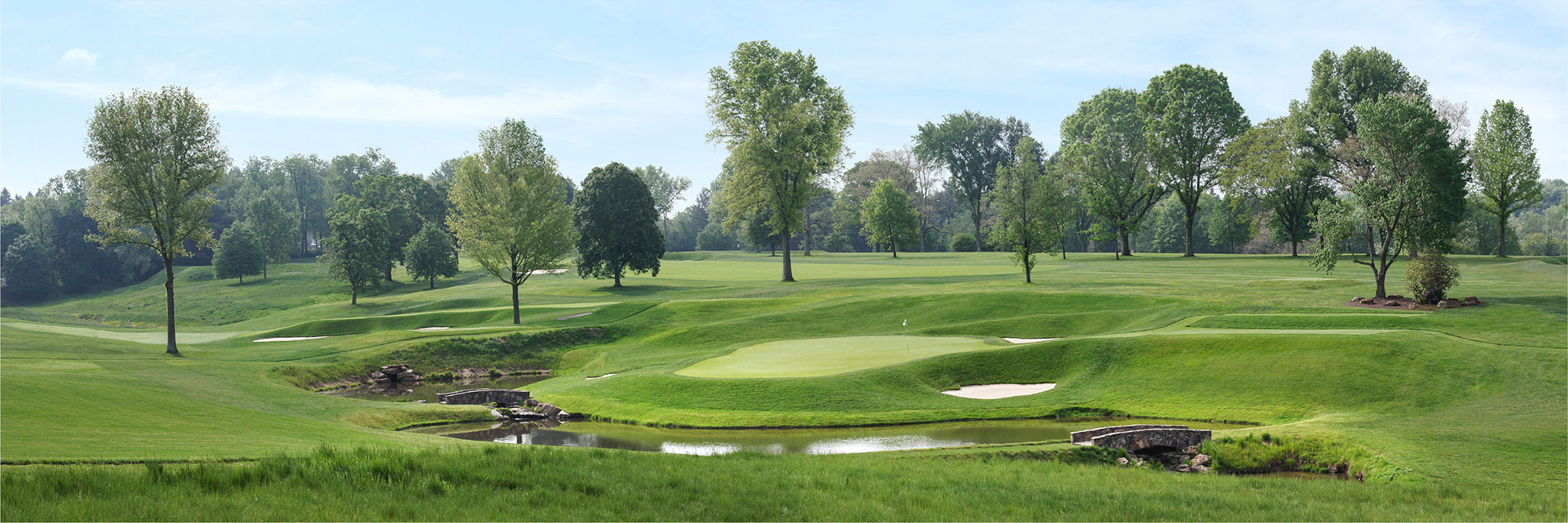 Golf Course Image - Pittsburgh Field Club No. 16