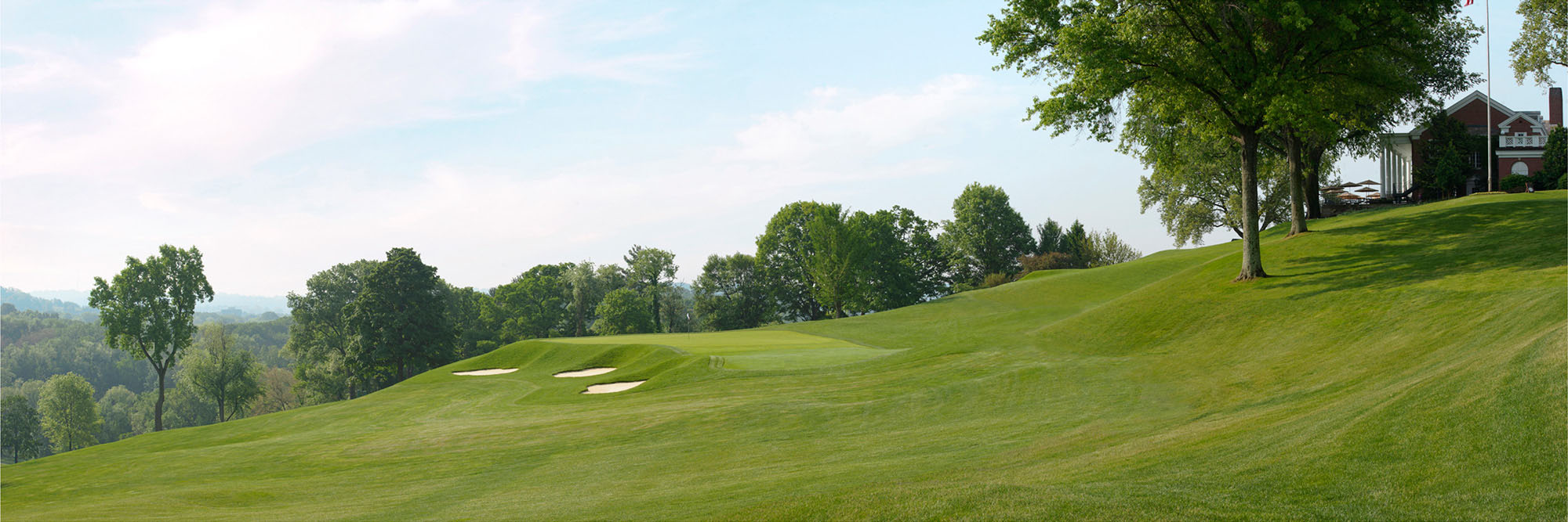 Golf Course Image - Pittsburgh Field Club No. 18