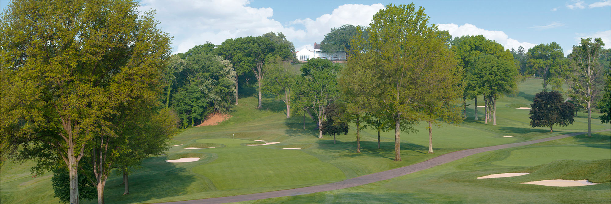 Golf Course Image - Pittsburgh Field Club No. 2