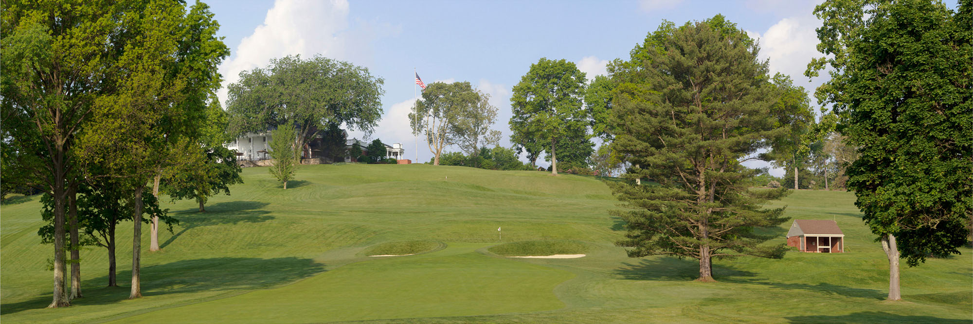 Golf Course Image - Pittsburgh Field Club No. 5