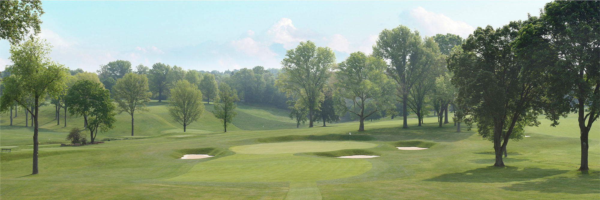 Golf Course Image - Pittsburgh Field Club No. 6