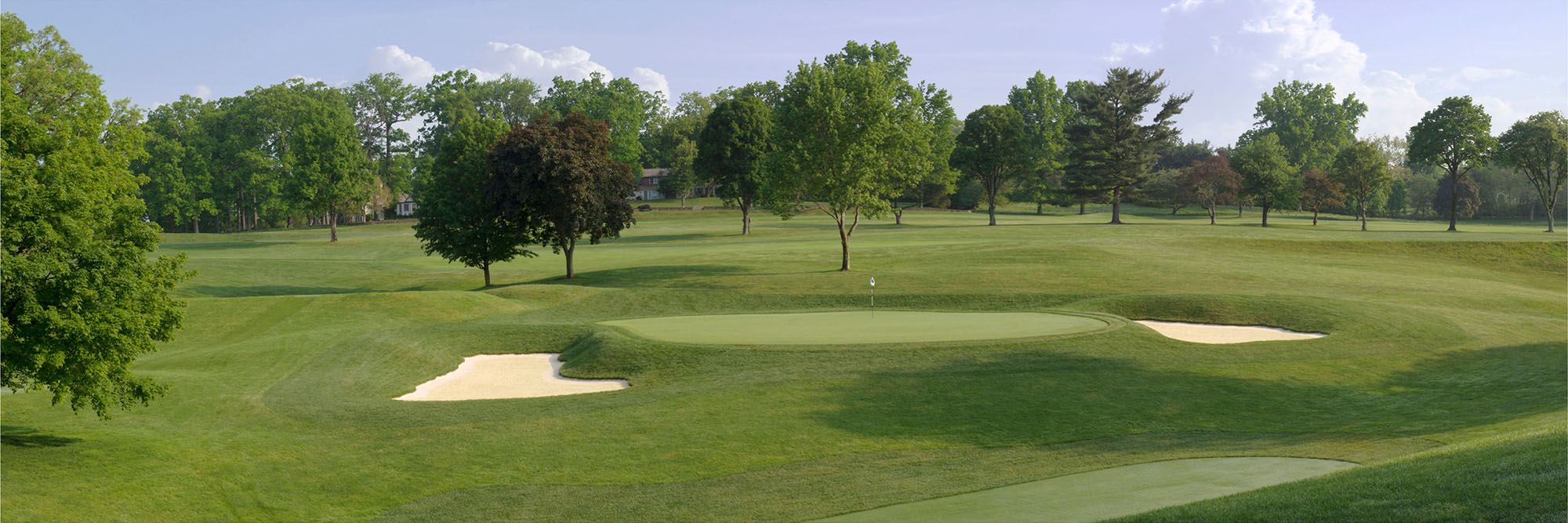 Golf Course Image - Pittsburgh Field Club No. 8