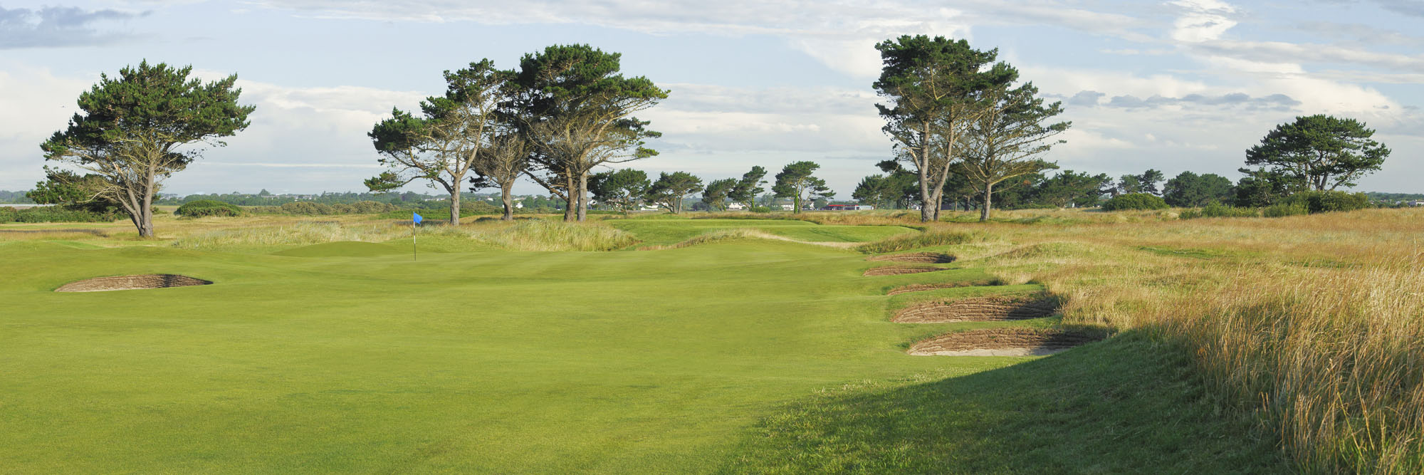Golf Course Image - Portmarnock No. 13