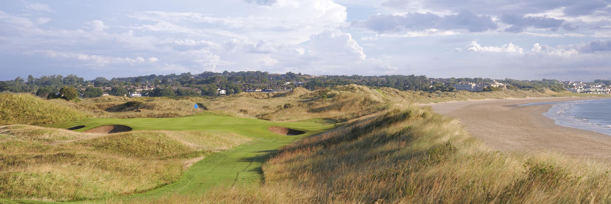 Golf Course Image - Portmarnock No. 15
