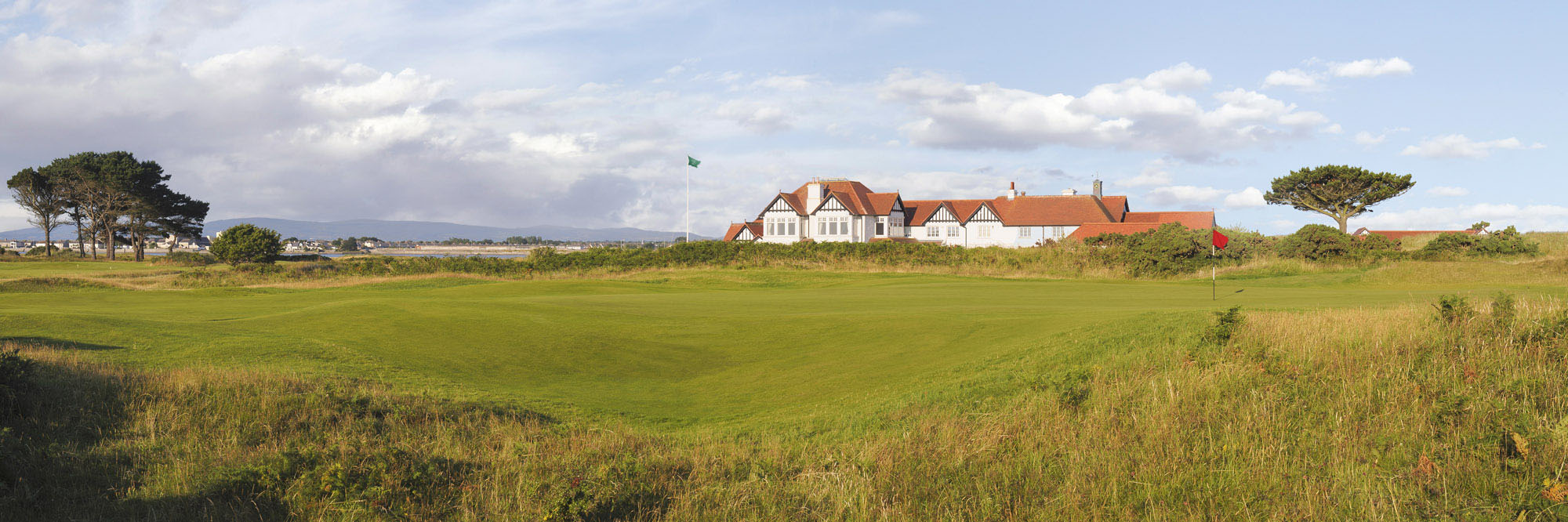 Golf Course Image - Portmarnock No. 9