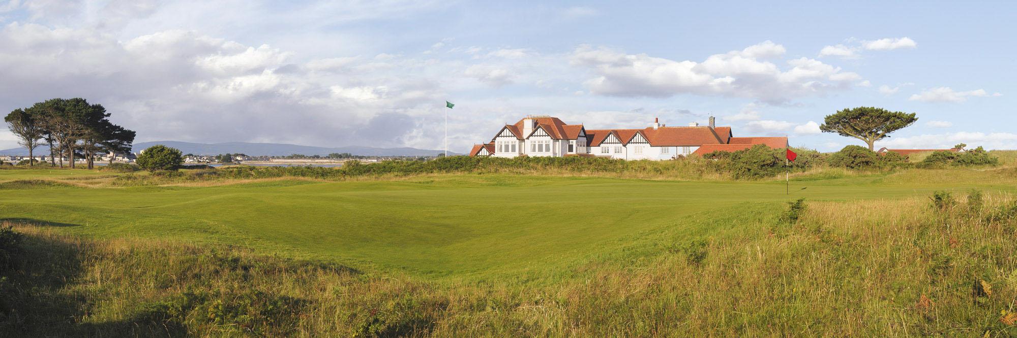 Golf Course Image - Portmarnock No. 9