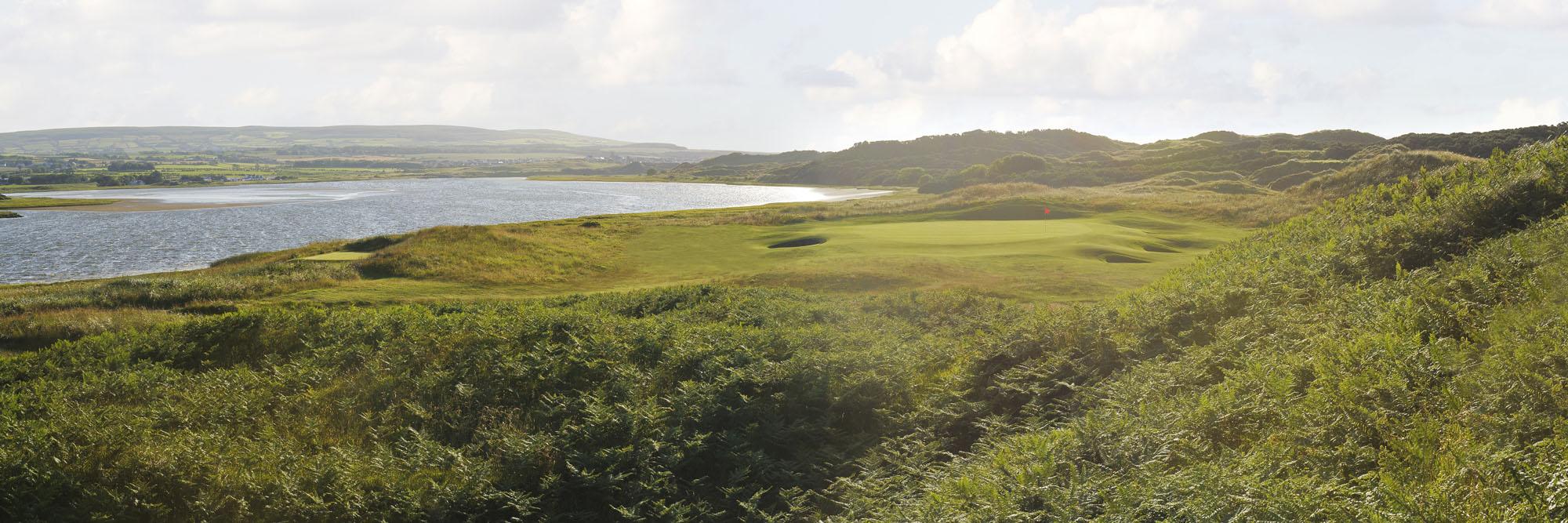 Golf Course Image - Portstewart No. 12