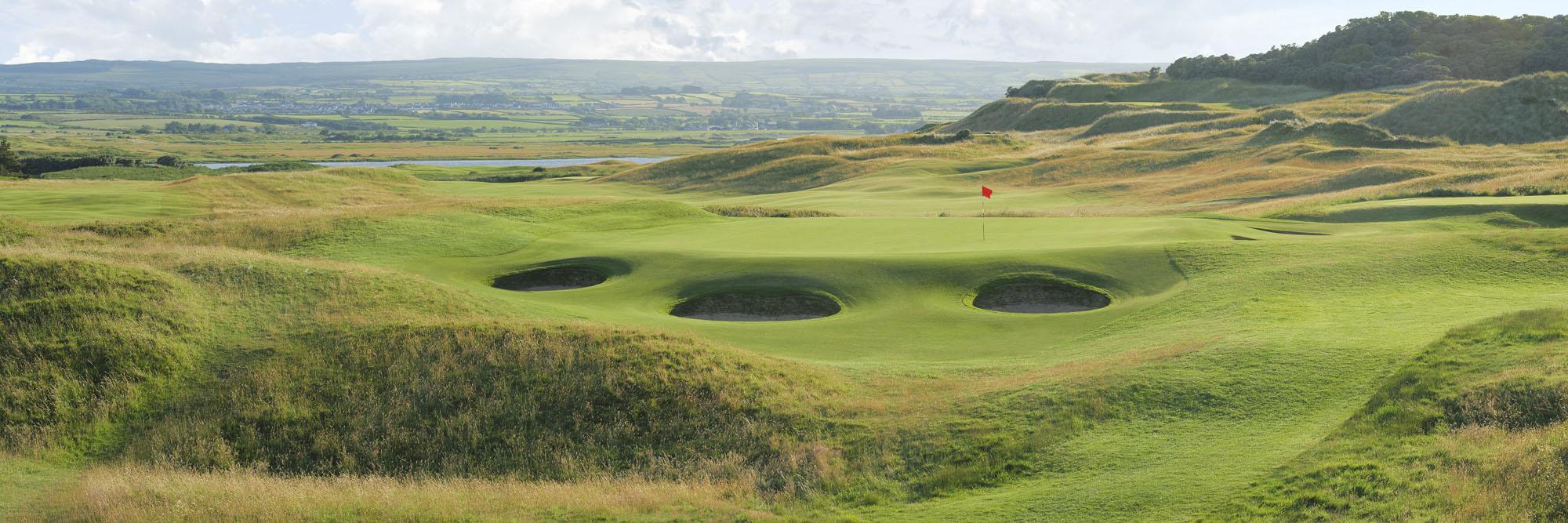 Golf Course Image - Portstewart No. 15