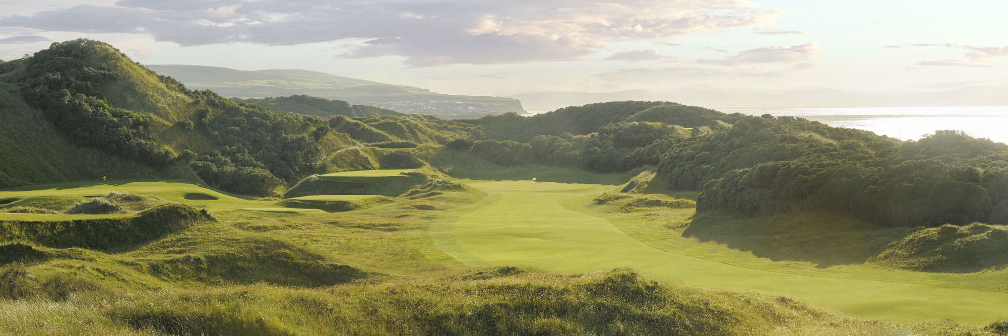 Golf Course Image - Portstewart No. 1