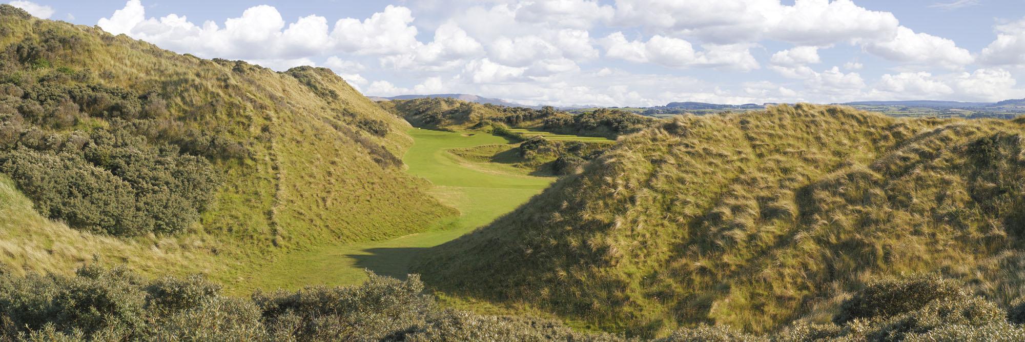 Golf Course Image - Portstewart No. 2