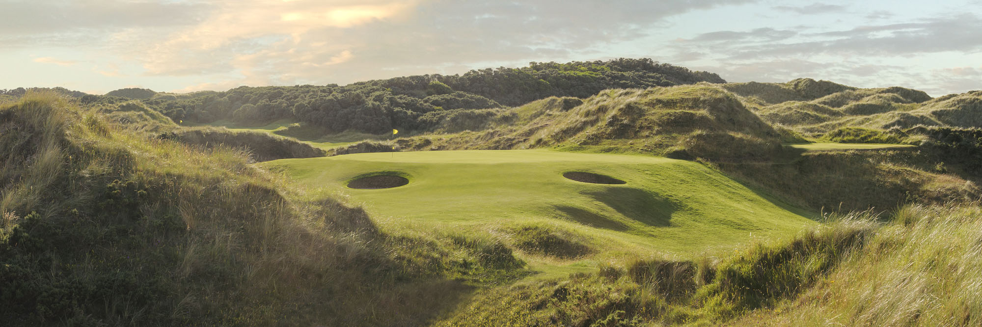 Golf Course Image - Portstewart No. 6