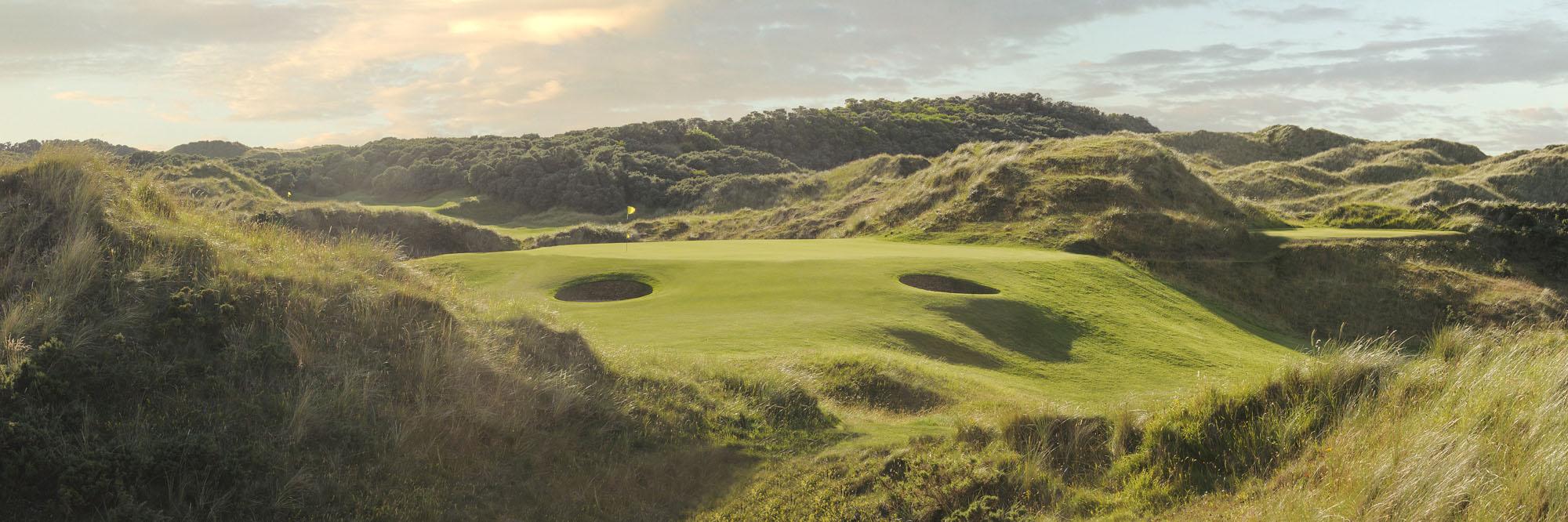 Golf Course Image - Portstewart No. 6