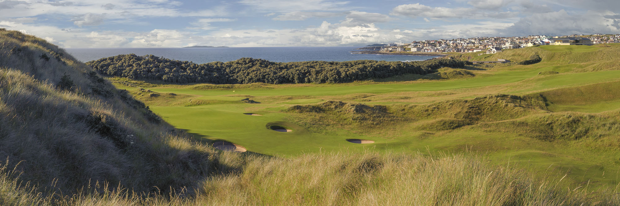Golf Course Image - Portstewart No. 8
