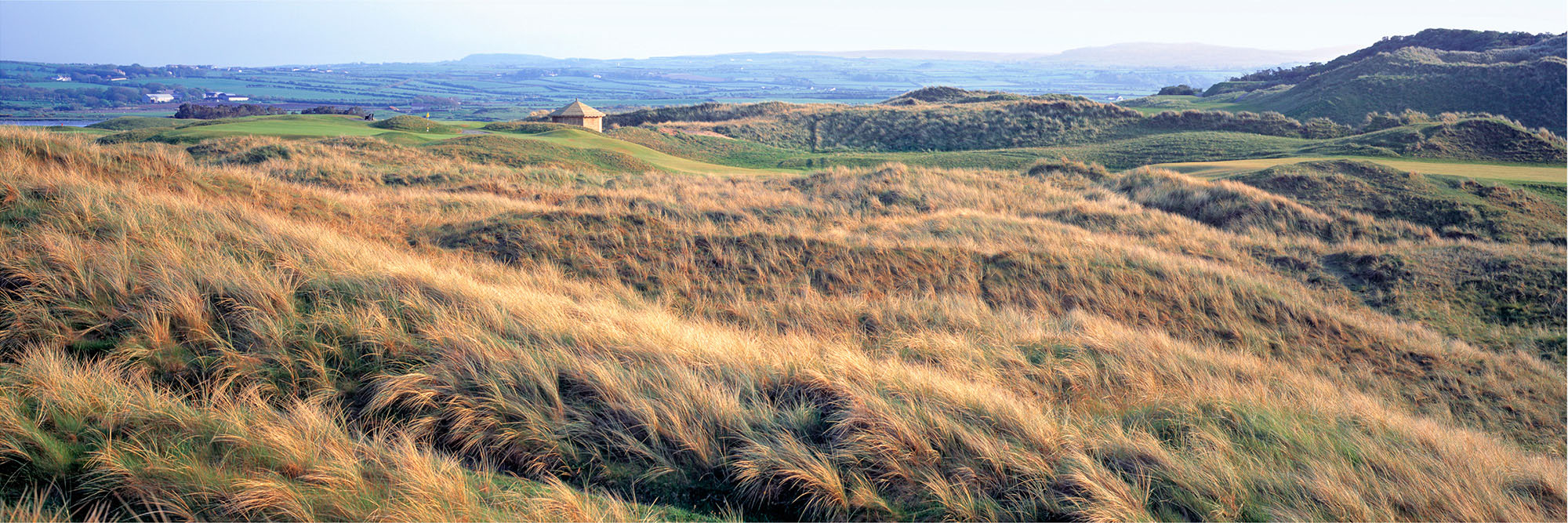 Golf Course Image - Portstewart No. 9