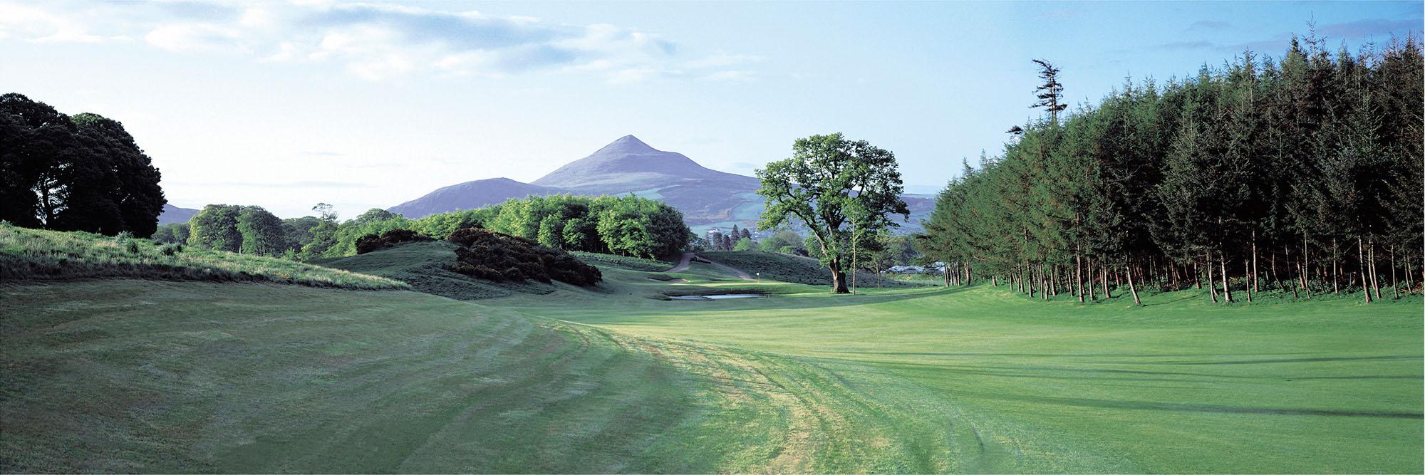 Golf Course Image - Powerscourt No. 17