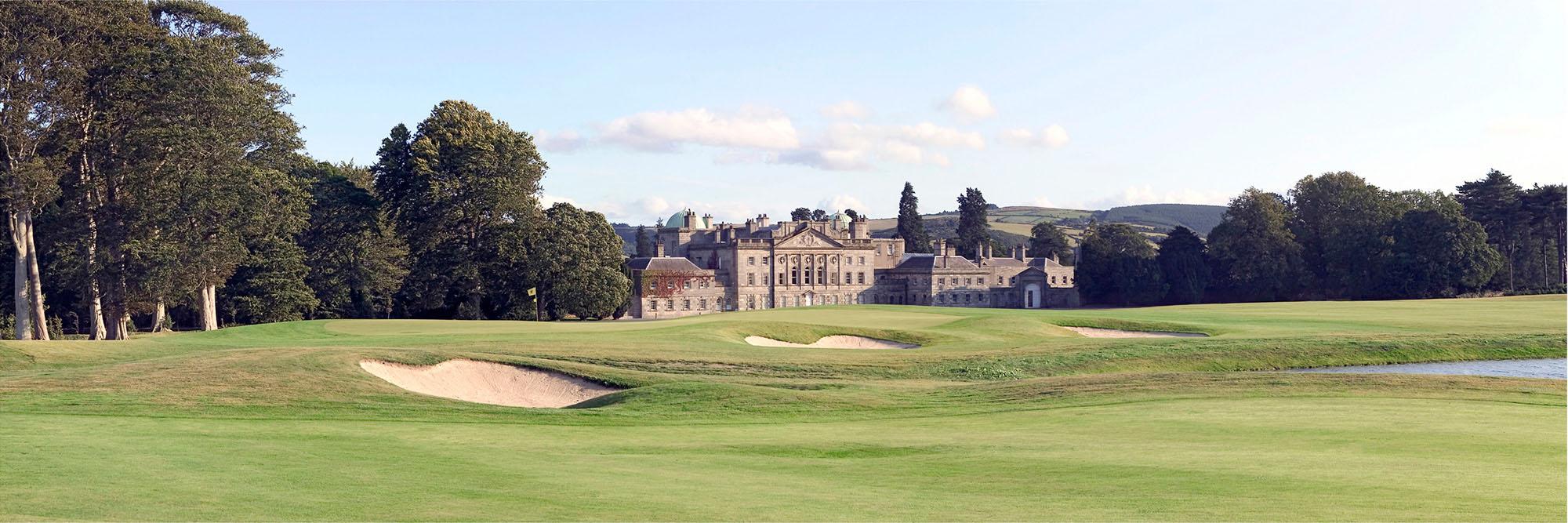 Golf Course Image - Powerscourt No. 18