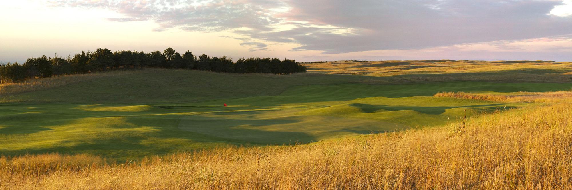 Golf Course Image - The Prairie Club Dunes No. 13