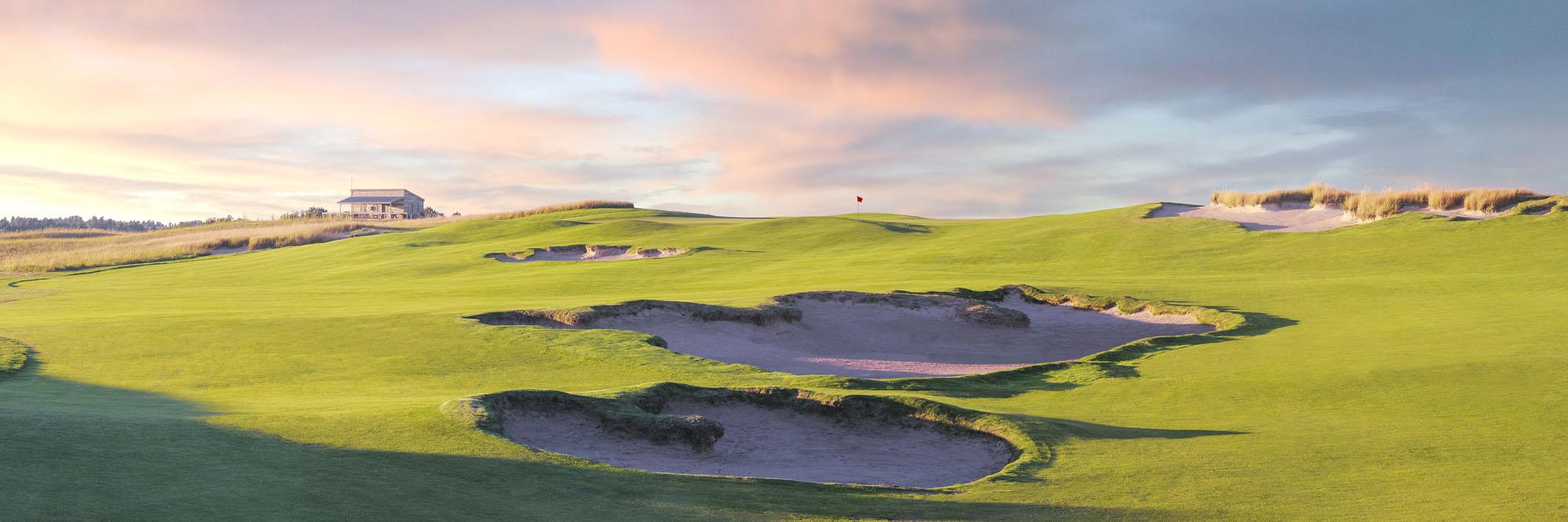 Golf Course Image - The Prairie Club Dunes No. 9